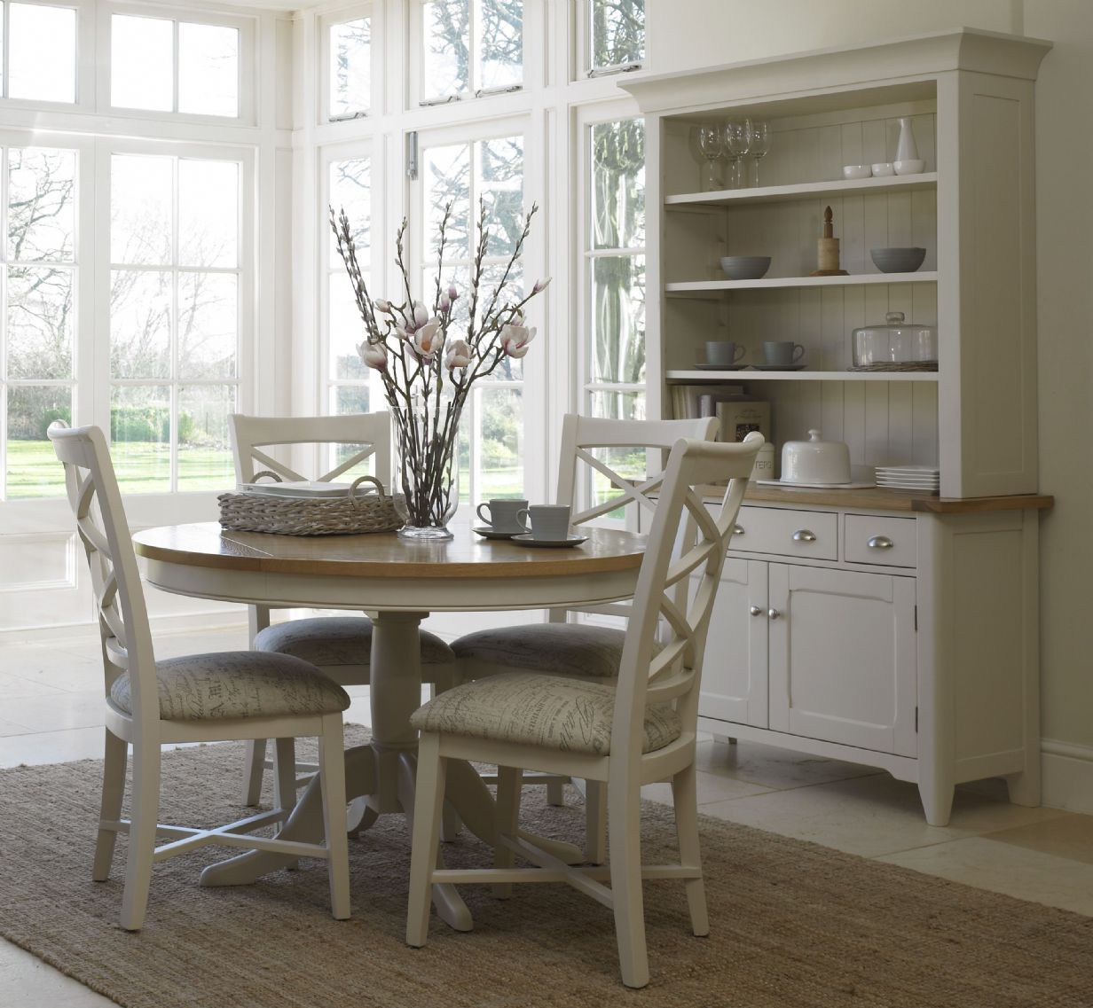 Dining Table For Small Room Gorgeous Nice Lightcoloured Furniture For The Bright Breakfast Room Only Design Decoration