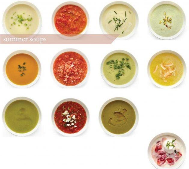 Soups For The Summertime « jovinacooksitalian