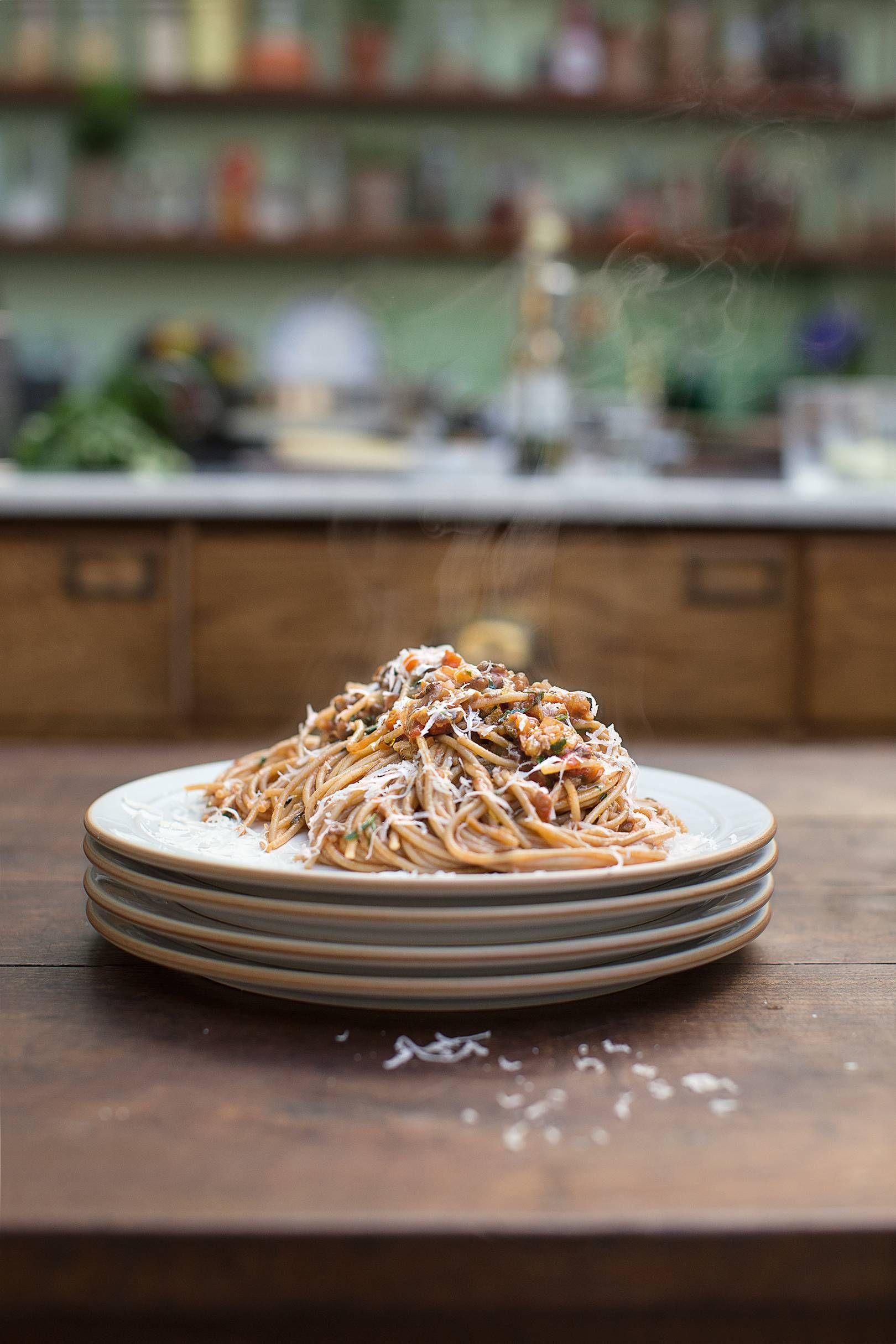 Vegetable Bolognese by Jamie Oliver | Recipe | Vegetable ...