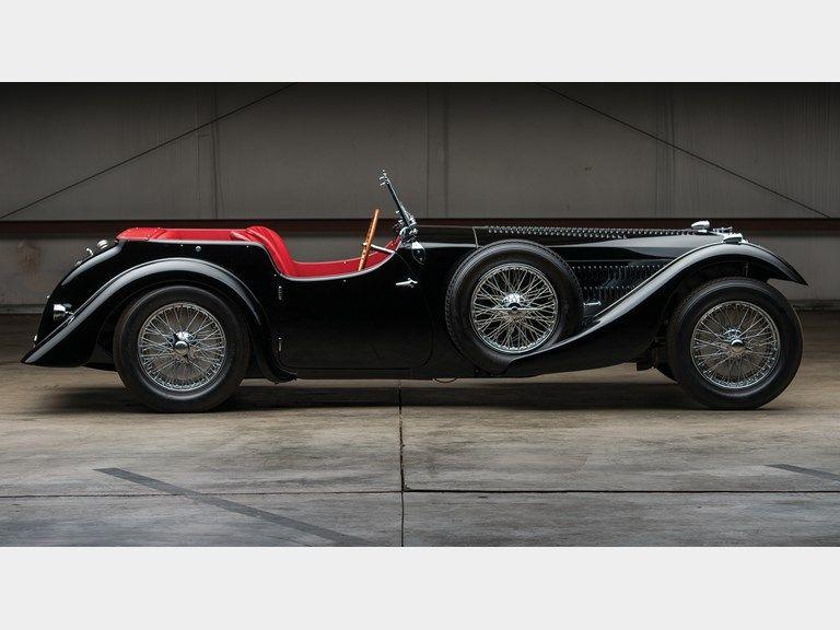 1937 Bugatti Type 57sc Tourer By Corsica Bugatti Bugatti Type 57 Super Sport Cars