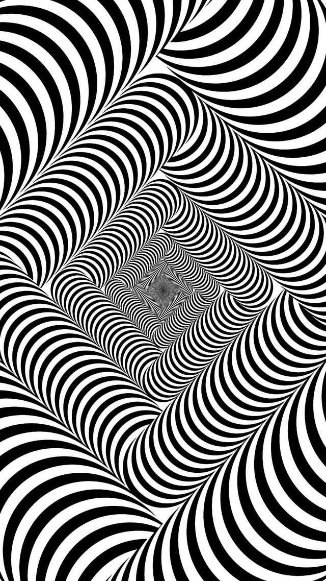 Look in the center
