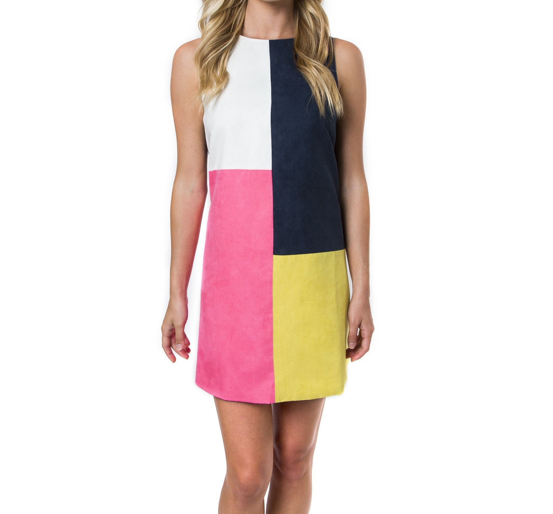 Twiggy twist color block dress block dress twiggy and color blocking