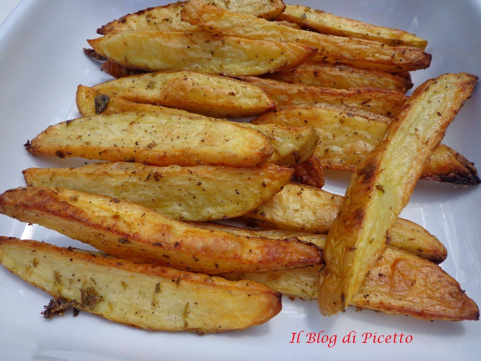 patate al forno (ricetta di giada de laurentiis)   eat & drink ... - Come Si Cucinano Le Patate Al Forno