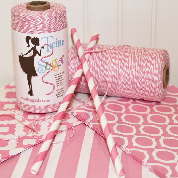 Party Supplies and wholesale manufacturer of printed paper straws, Favor Bags and other modern trendy paper party goods.
