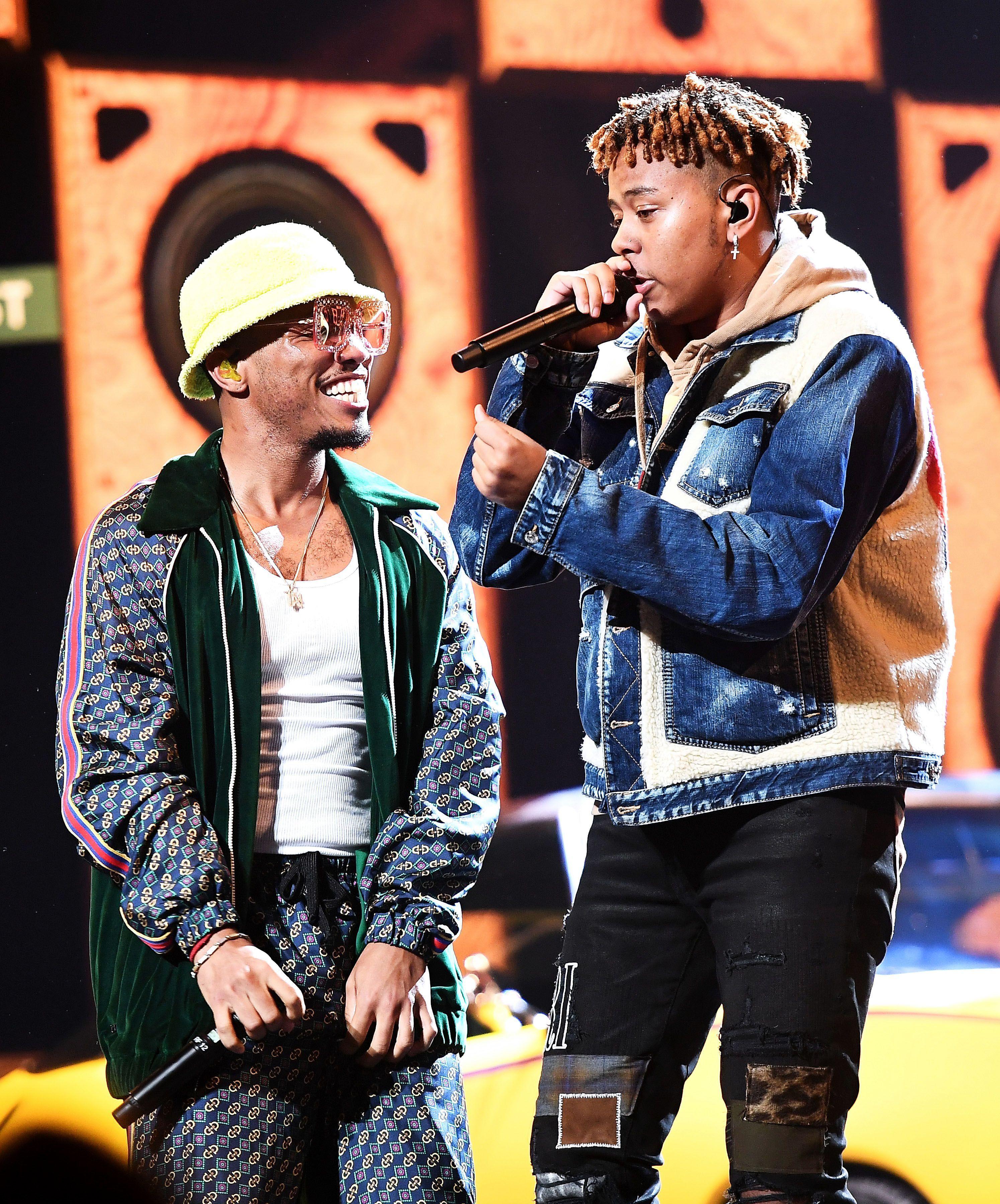 Ybn Cordae Art Ybn Cordae In 2020 Hip Hop Awards Bet Hip Hop Awards Rap Artists