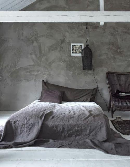 Idee per le pareti della camera da letto bedroom - Decorare le pareti della camera da letto ...