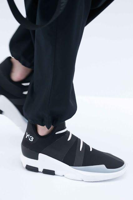 Yamamoto Wyprzedza Przyszlosc Z Butami Y 3 Na Ss17 Zulu Kuki Summer Shoes Adidas Footwear