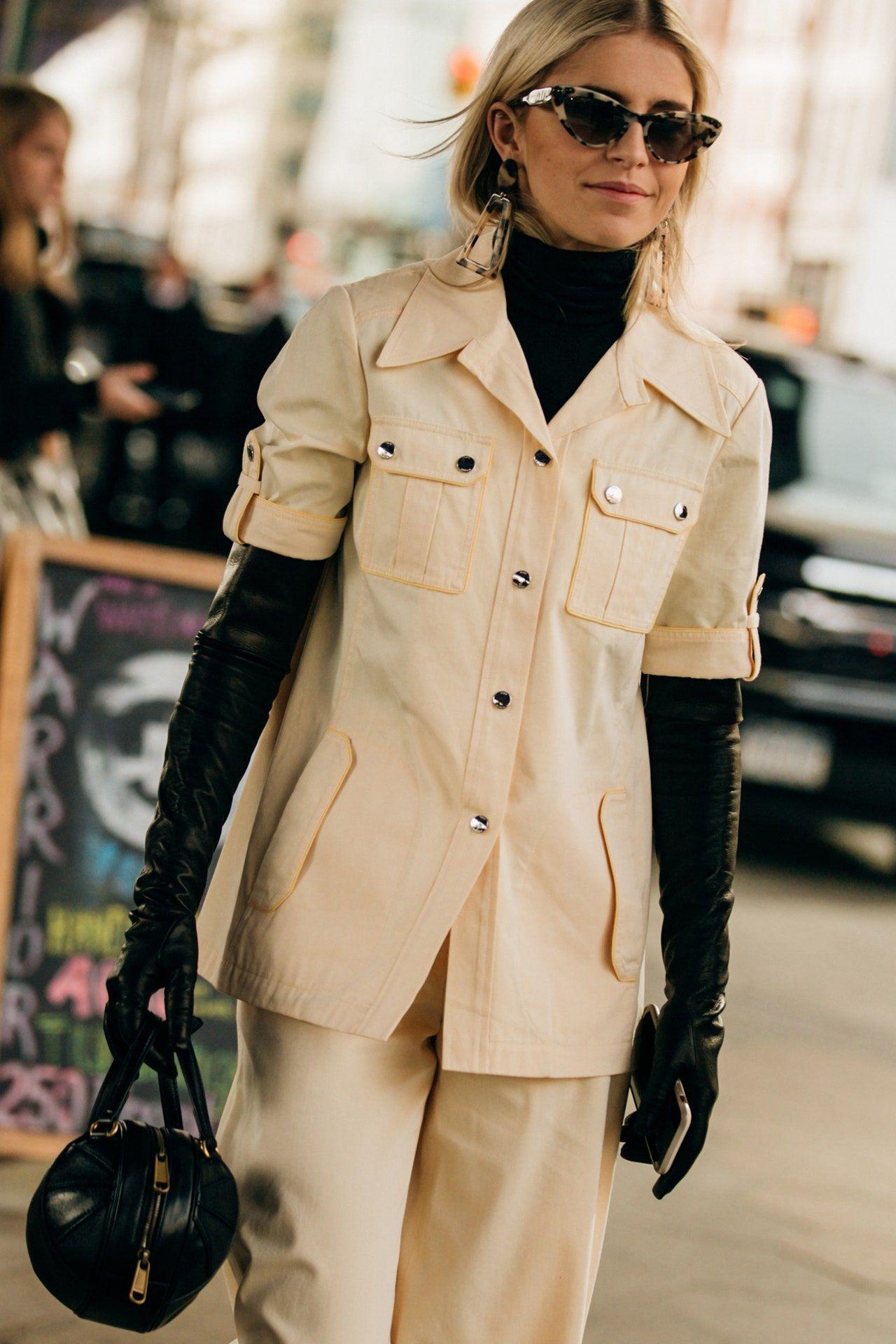 Street-Style-Trend: Beige