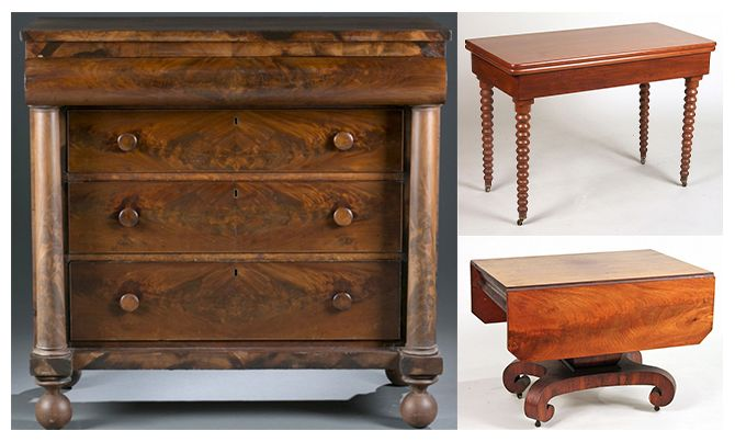 Early American Furniture and Other American Styles | For the ...