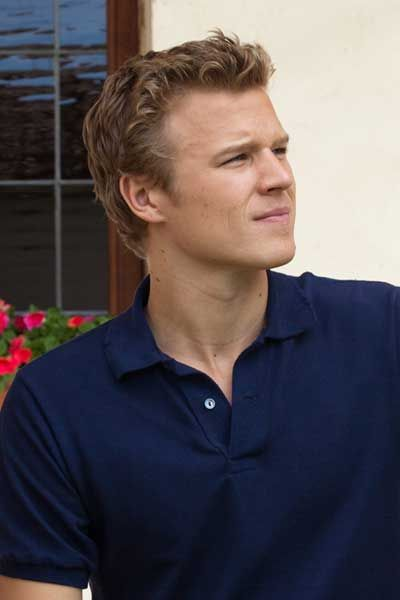 christopher egan married