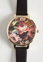 After Flowers Watch | Mod Retro Vintage Watches | ModCloth.com