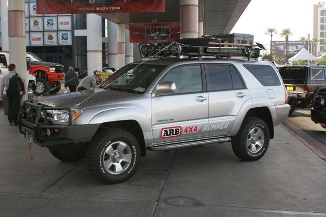 4runner arb - W/Limb Risers! | 4RUNNER ...