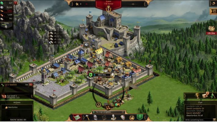 Legends of honor is a free to play f2p browse based building and legends of honor interactive world mapworld mapsfree gumiabroncs Gallery