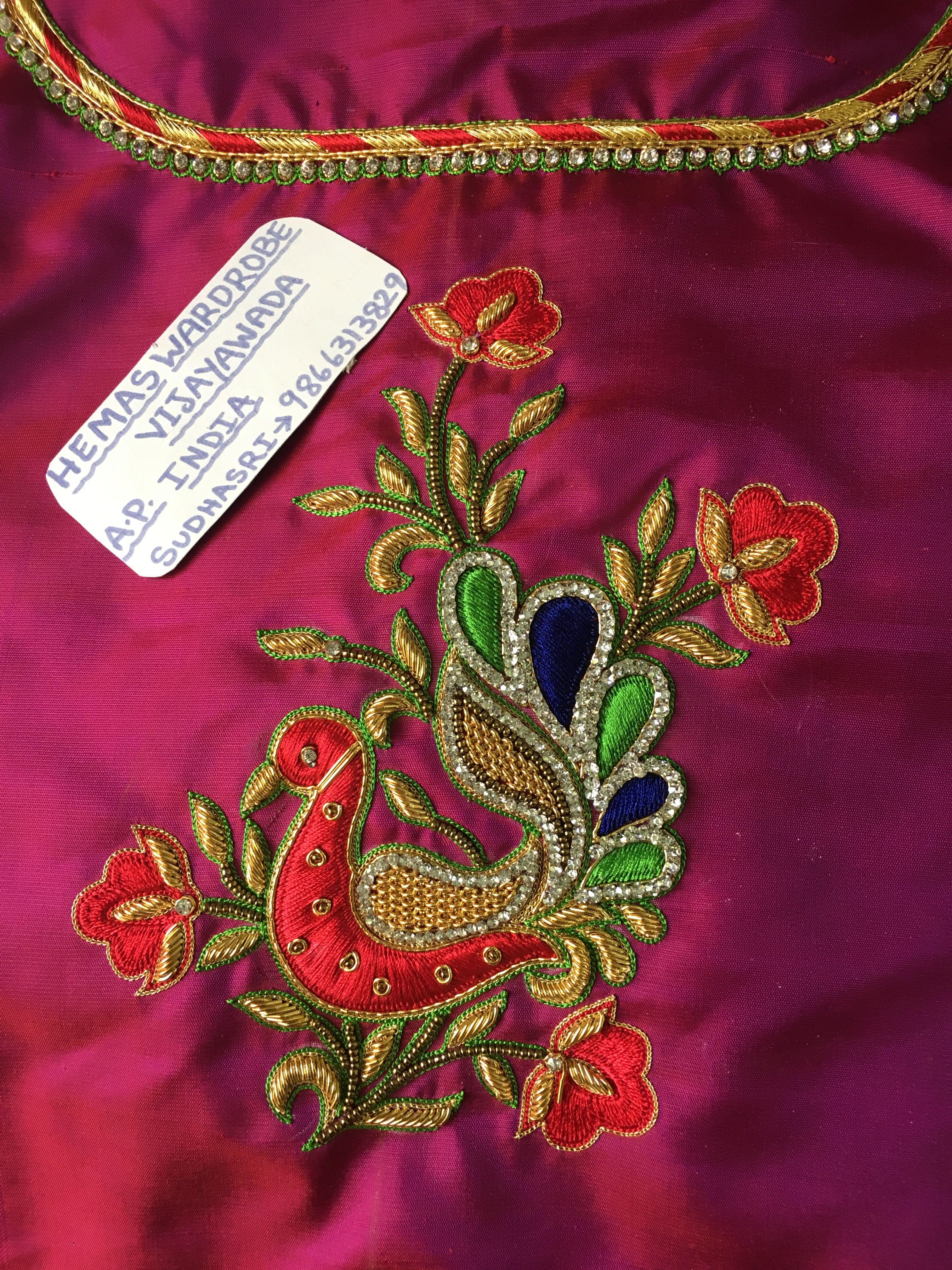 b9a1bf3113420c Sudhasri hemaswardrobe Zardosi Embroidery