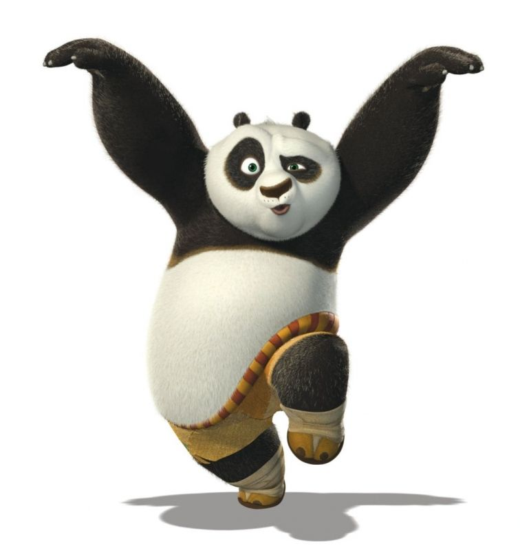 Kung Fu Panda Em 2019