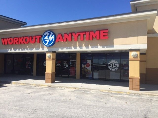 Portland Maine Anytime Fitness Workout Gym Franchise