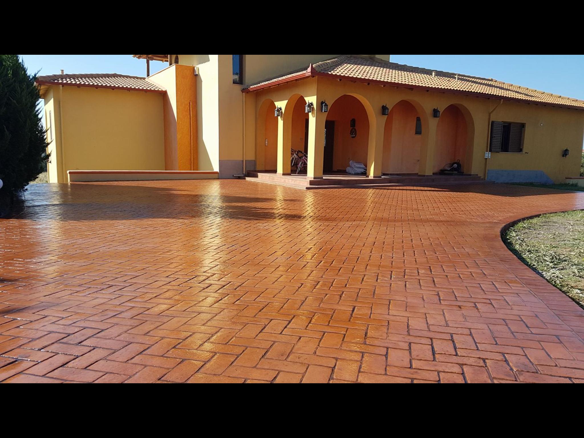 Relativ STYLE BETON® Bodengestaltung | Garten, Einfahrten & Wege mit XB86