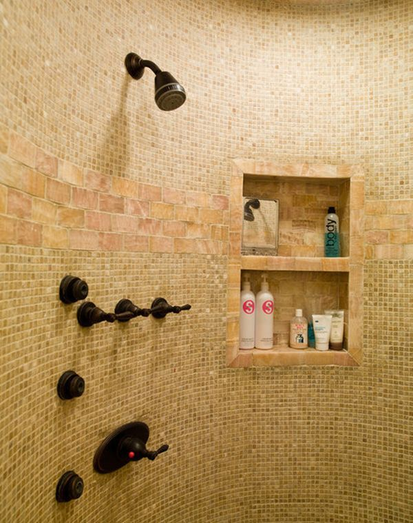 Save Valuable Space In Your Bathroom Using Shower Caddies With