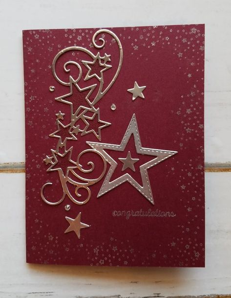So viele Sterne alle Gelegenheits-Karten-Ideen - StampingJill.com - #alle #Geleg... - Petra Homepage #dresseseveryoccasion