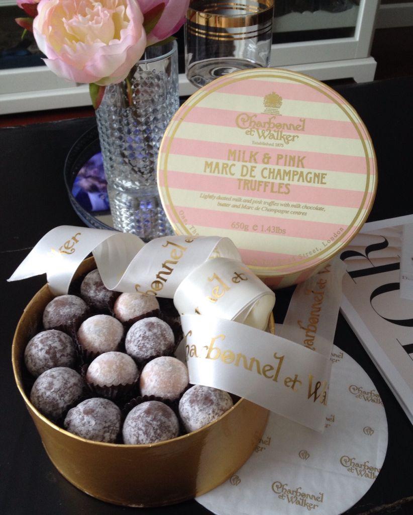 Explore Wedding Hats Truffleore Pink Truffles Charbonnel Et Walker