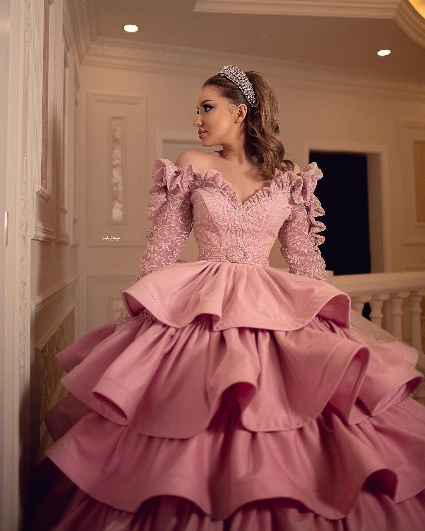 Pin By Paloma Barragan On Pink Victorian Dress Fashion Dresses [ 1800 x 1440 Pixel ]