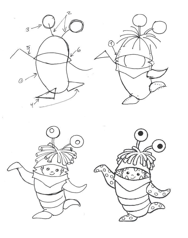 monsters inc characters coloring pages monsters inc colouring