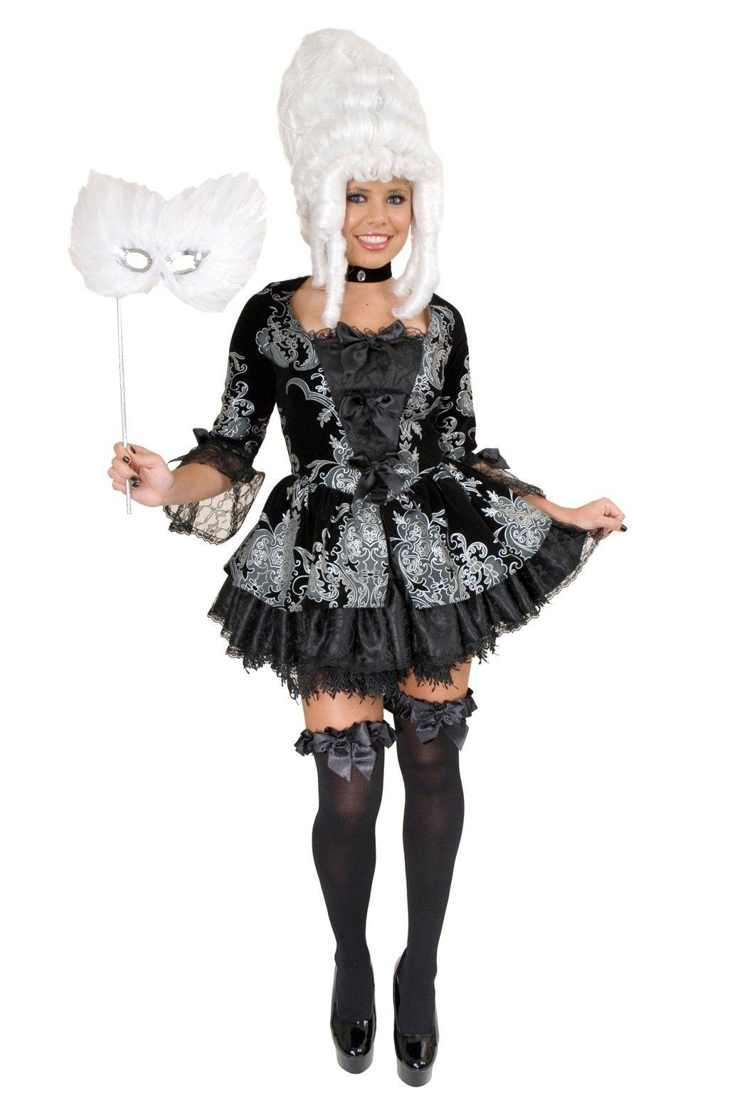 Size Women' Marie Antoinette Costume Halloween
