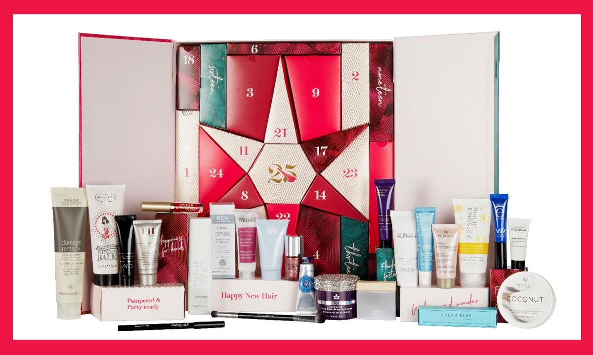 The Marks Spencer Beauty Advent Calendar Has Dropped And It S