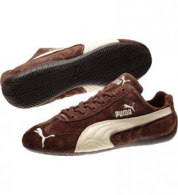d8ea1a2851f5 Tênis Puma Women s Speed Cat SD Shoes Java Brown Winter White  Tênis  Puma