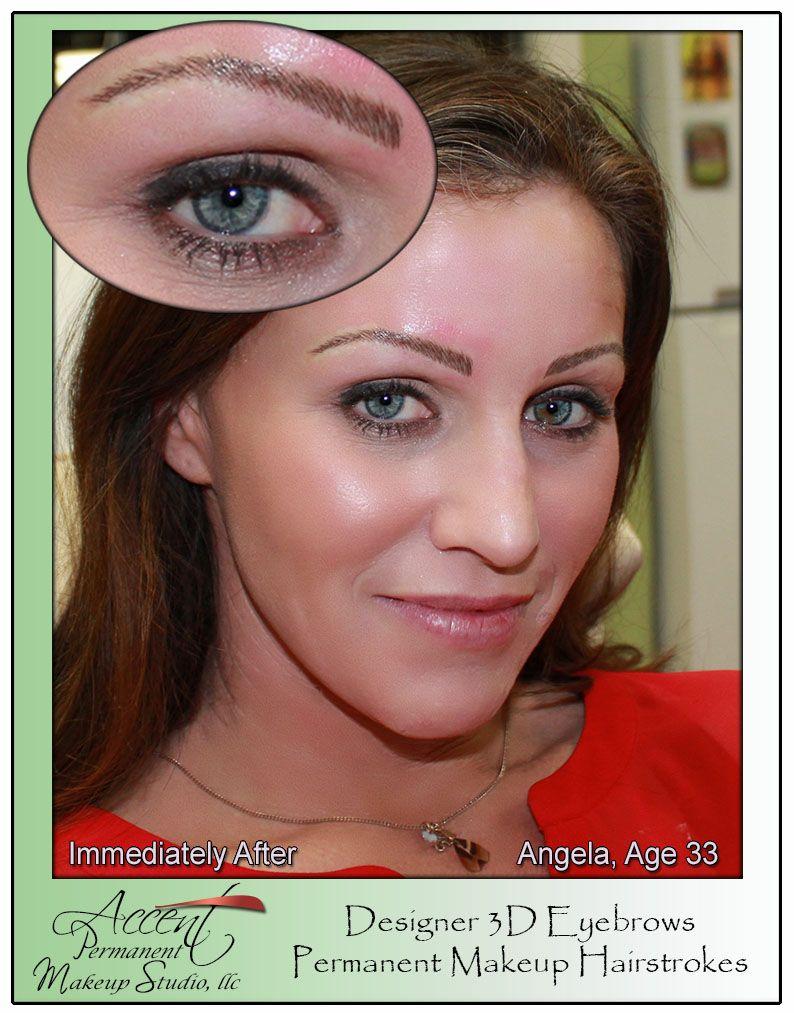 9095281309 Permanent makeup, Brows, Microneedling