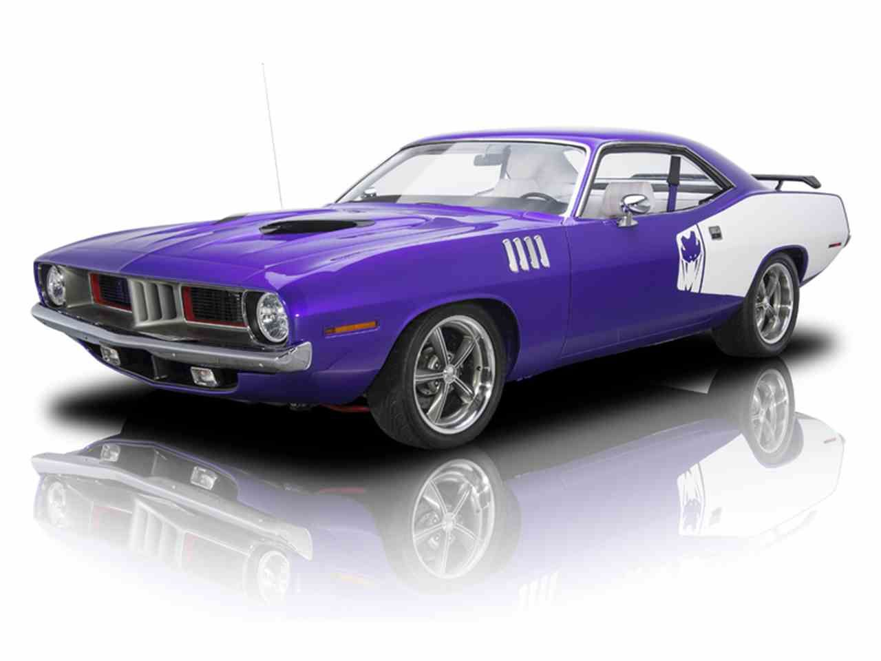 1973 Plymouth Barracuda for Sale CC990770 Plymouth