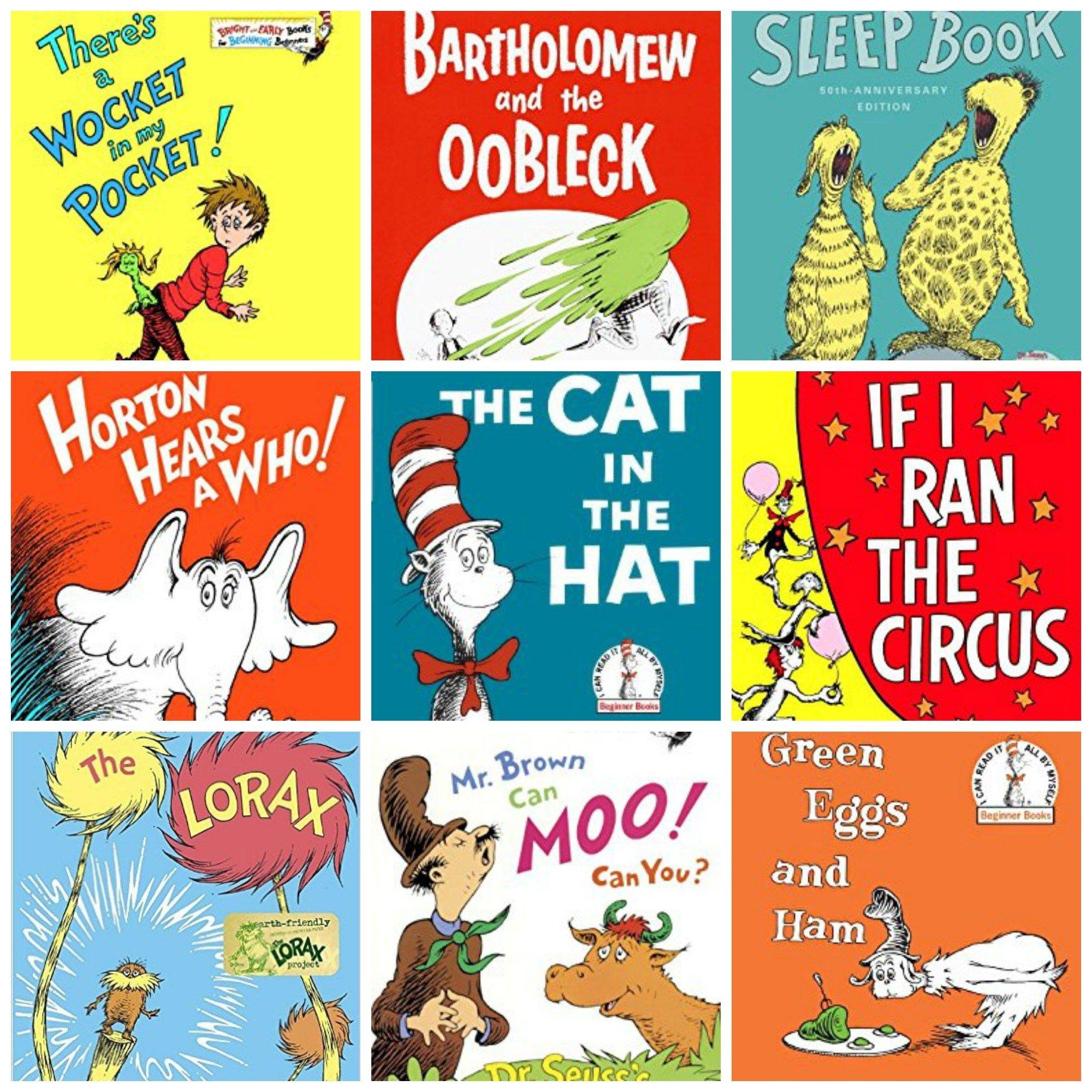 Dr Seuss S Birthday Read Across America