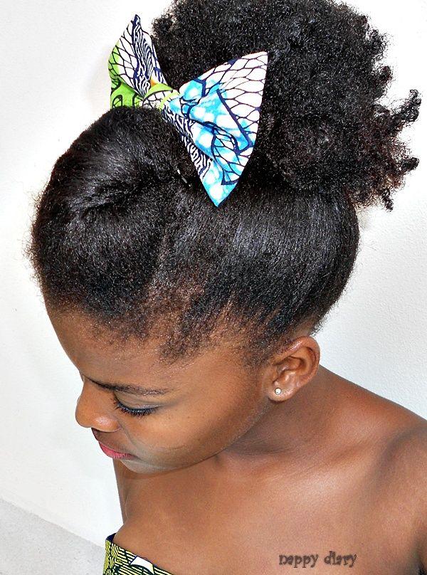 Idée Coiffure? ) … Cheveux crépus, Coiffure cheveux
