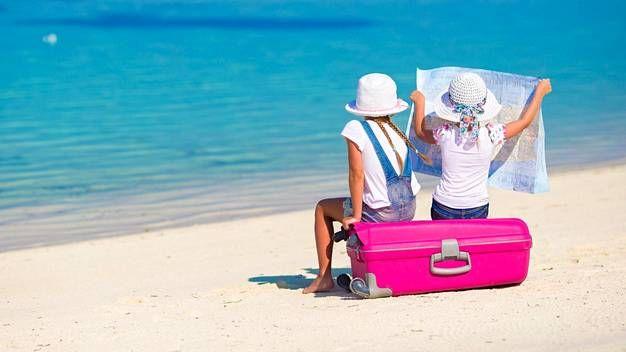 Jos varaudut hyvin ennalta, et joudu lomalla pörräämällä kaupoissa etsimässä jotakin sellaista, mitä sinulla jo kotona on.