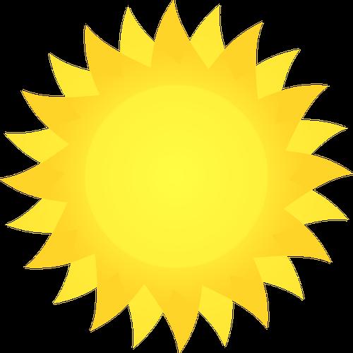 Imagem Vetorial De Sol Vectores De Dominio Publico Por Do Sol Imagem Vetorial Producao De Arte
