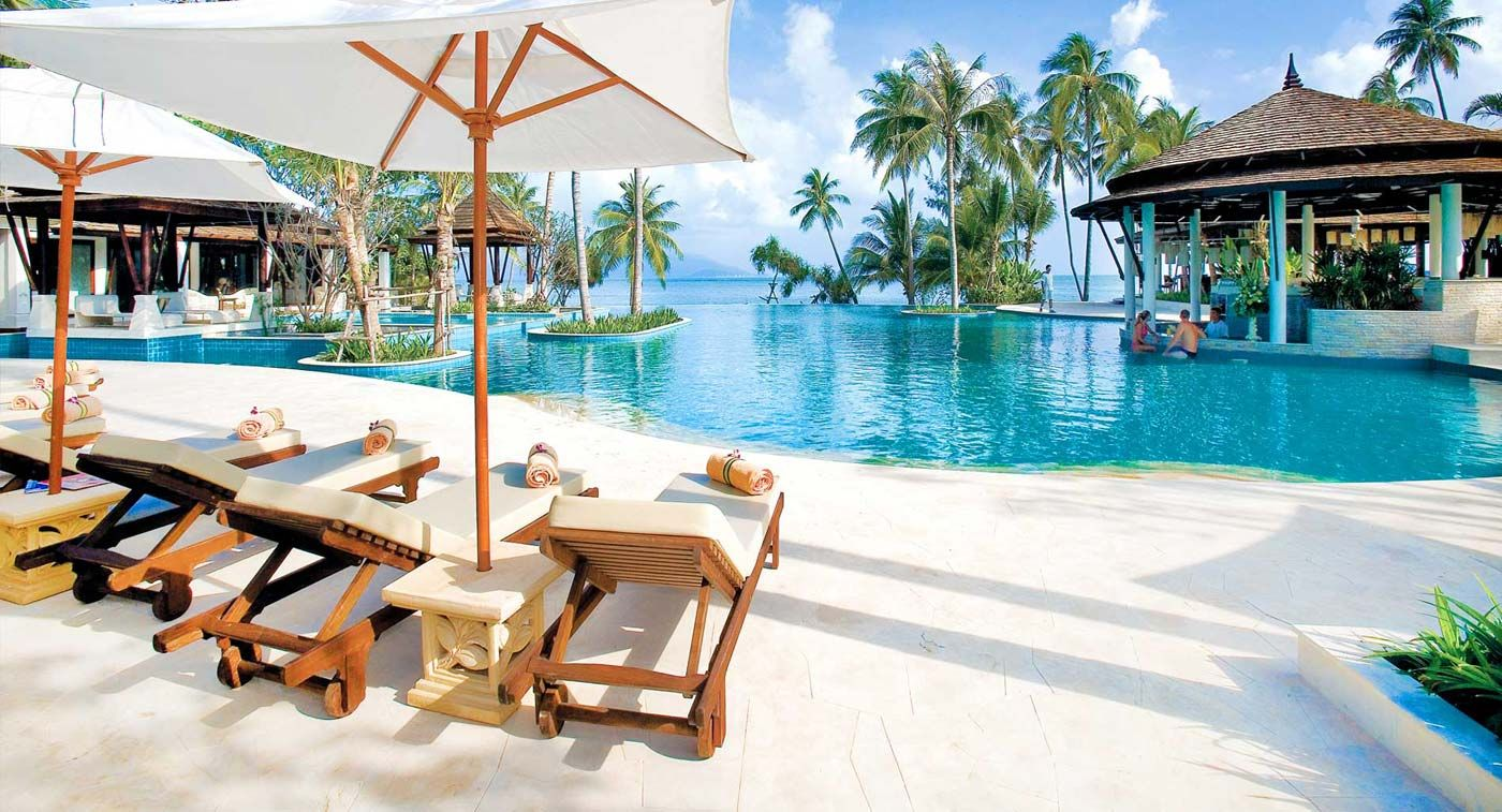 Melati beach resort spa koh samui 5 star beach resort samui