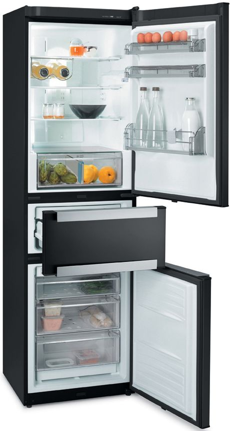 Modern fridge freezer - Fagor Trios | Fridge freezers, Freezer, Fridge