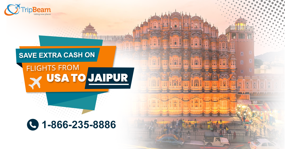 Book Jaipur flights and enjoy great discounts on Air Tickets at Tripbeam! Save Extra Cash on Flights to #Jaipur from the #USA. Book now!   For more information: Contact us at: 1-866-235-8886 (Toll-Free).  #TravelToJaipur #flighttojaipur #citypalace #jaipurcitypalace #Tourists #traveltoIndia #USAtoIndiaFlights #PinkCity #Travellers #Indian #India #vacations #destinations #CheapFlightBooking #CheapFlights #CheapFlightsTickets #visitjaipur #ExploreIndia