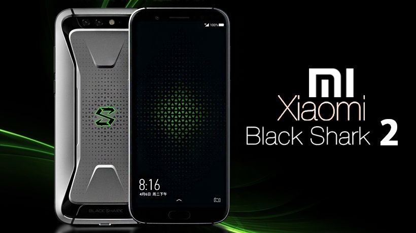 Xiaomi Black Shark 2 Gaming Phone Launch With Liquid Cooling 3 0