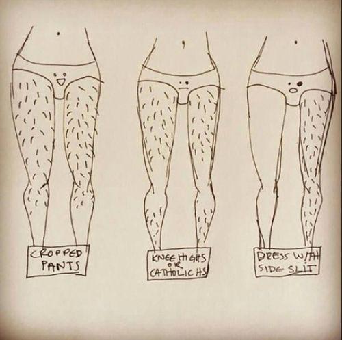 mujeres depilacion