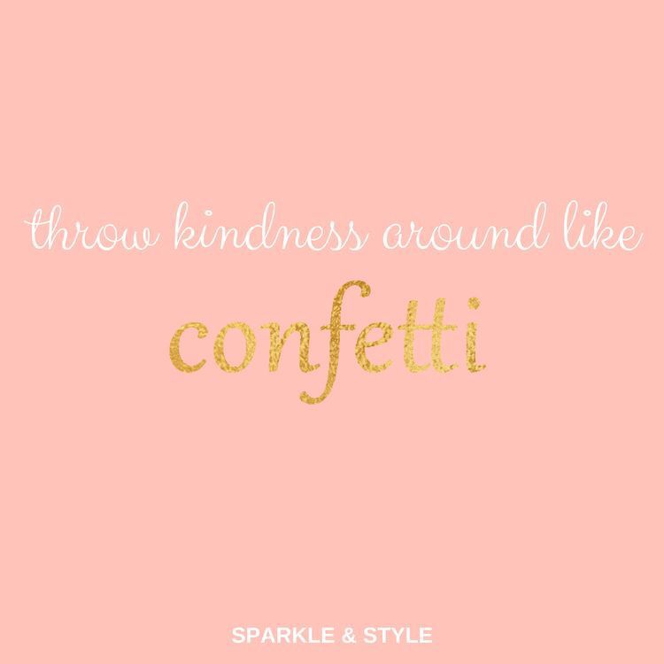 12 Kinds of Kindness Is a 12-Step Program for Beating Your ...  Kindness Captions