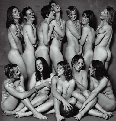 soccer nude calendar s Matilda