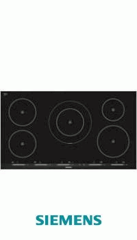 Powercity SIEMENS EH975SK11E SIEM 5 RING INDUCTION GLASS Built_in Electric Hob