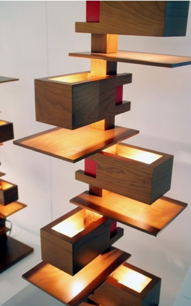Floor Lamp The Taliesin 2 floor lamp is truly a work of art and a ...