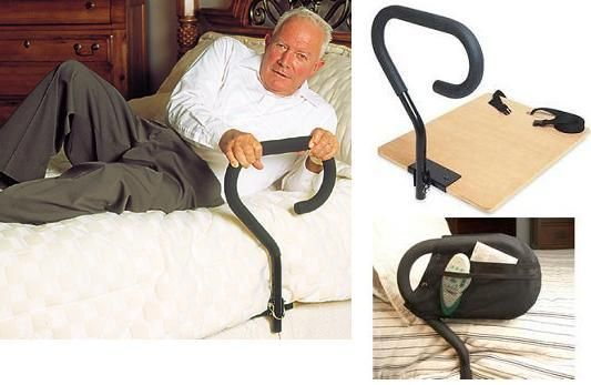Bed Helper Help To Get You Up And Out Of Bed Disabled Inclusionbodymyositis Myositis Can Purchase At Assistive Devices Elderly Care Senior Bathroom Design