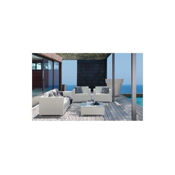 Talenti Touch Living Outdoor Xl Sofa Liked On Polyvore