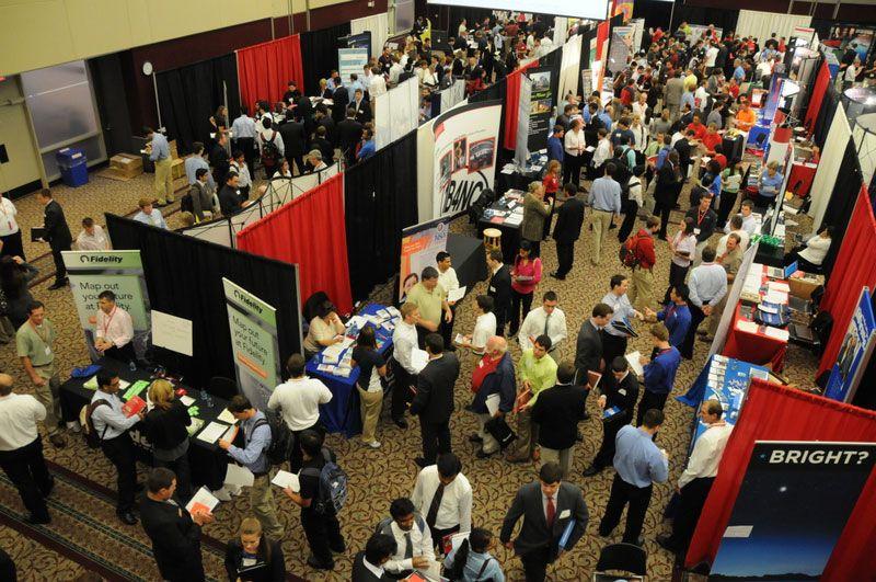 Career Fairs Be Prepared Job fair, Job, Career planning