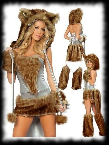 deluxe werewolf halloween costumes this is a real head turner for sure take - Halloween Wolf Costume