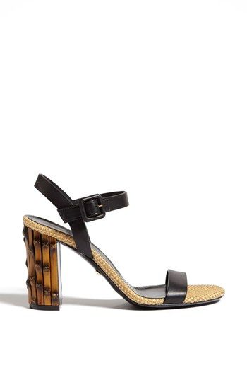 c25f18534 Gucci 'Dahlia' Bamboo Heel Espadrille Sandal   Nordstrom   Want/Have ...