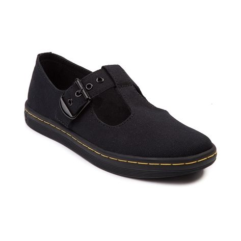 5d2e6e2659 Shop for Womens Dr. Martens Woolwich T-Bar Casual Shoe in Black at Journeys  Shoes. Shop today for the hottest brands in mens shoes and womens shoes at  ...